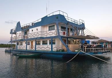 Дайвинг на Кубе