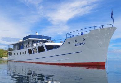Дайвинг сафари к Соломоновым Островам