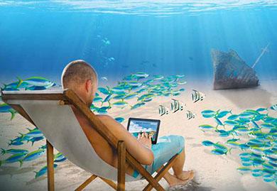 PADI eLearning (Онлайн обучение)